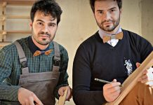 Leonidas and Charalampos Souras, the two brothers thatfounded Exallo,