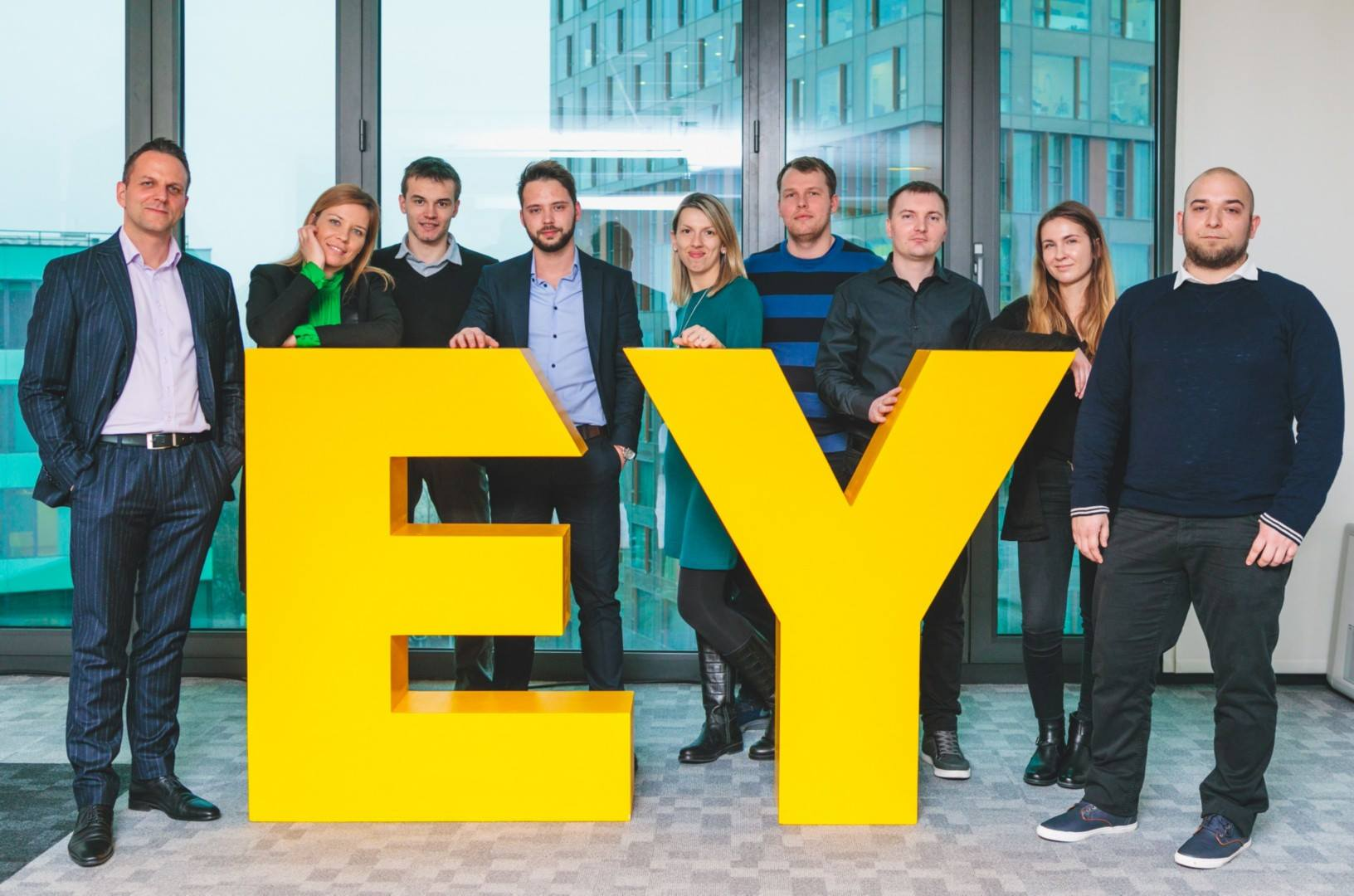 EY Croatia acquires the tech company ENTG | Superfounders