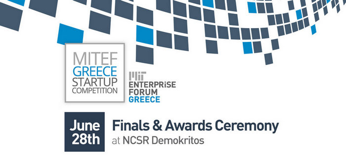 MITEF GREECE STARTUP COMPETITION Award Ceremony and Award Ceremony